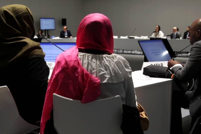 Les femmes pas assez representées dans les discussions climatiques des Nations-Unies