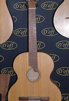 "Doff RGC ""Russian Guitar Classic"" (Easy series)"