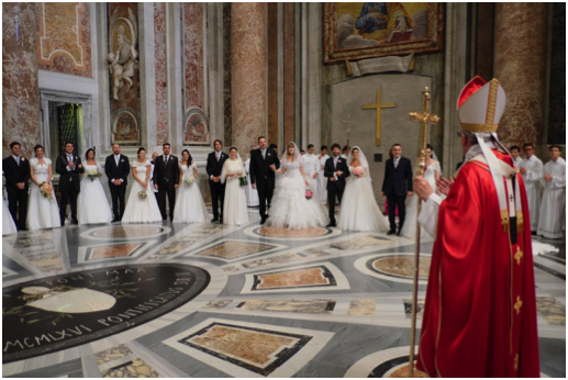 2015 THE YEAR OF MARRIAGE Declares U.S. Archbishop