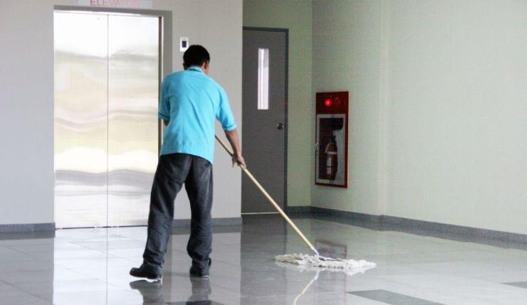 Notre société de nettoyage et entretien de bureau et copropriétés