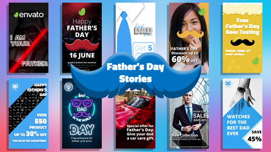 Father's Day Stories (10in1)