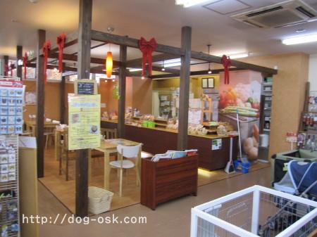 ペットパートナーズドッグカフェ