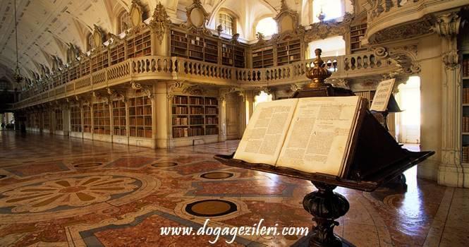 Dünyanın En Etkileyici 9 Kütüphanesi