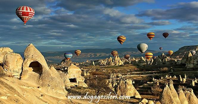 Kapadokya Gezilecek Yerler (2021)