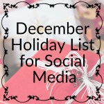 100+ December 2018 Funny, Random & Weird Holidays for Social Media!