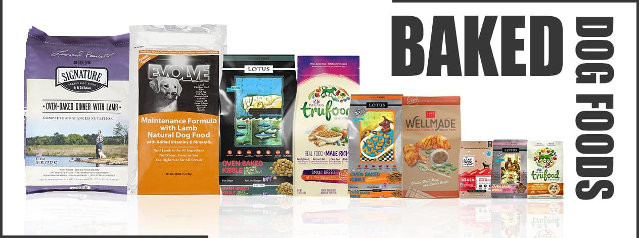 Baked Dog Foods