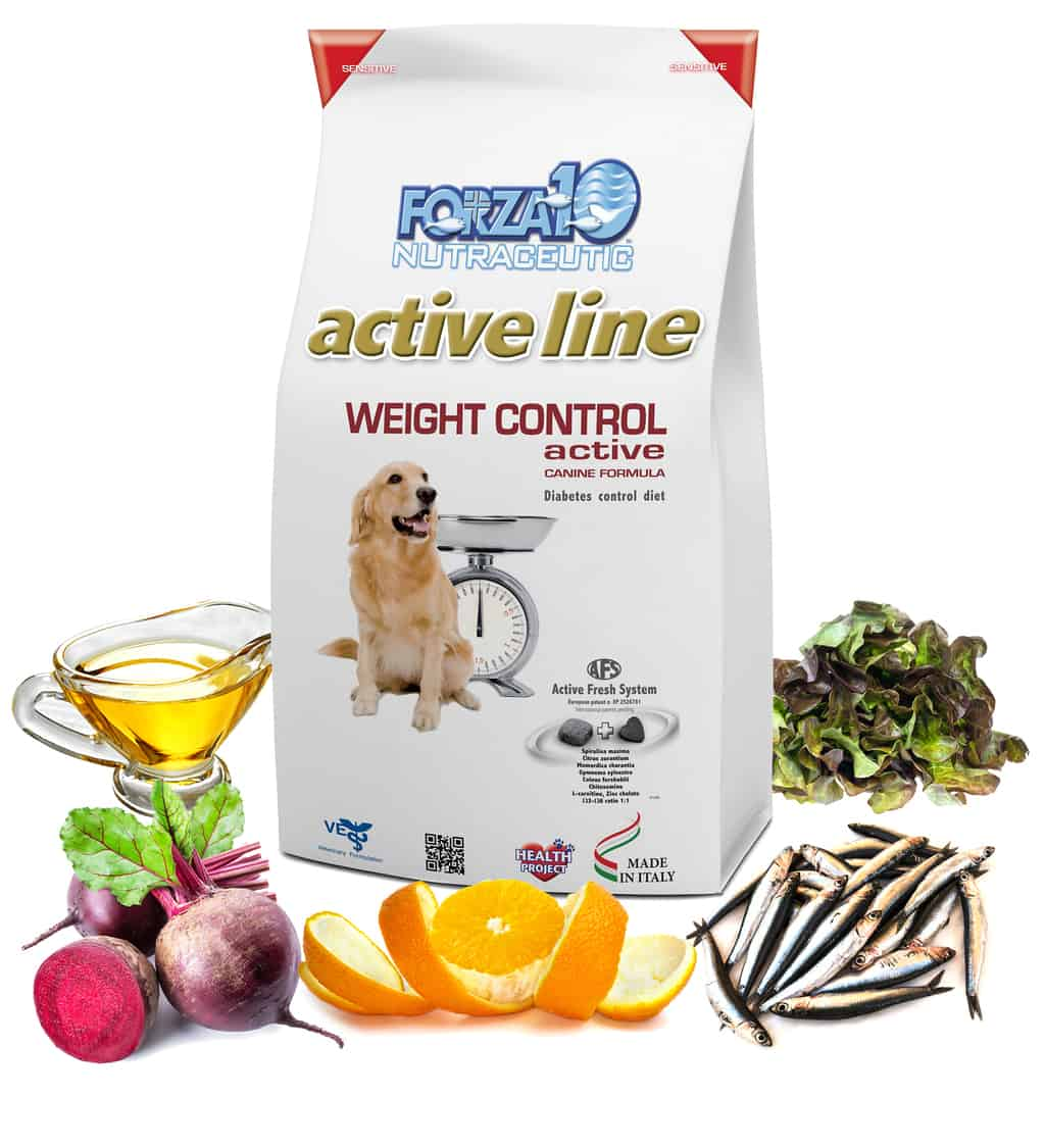 forza10 weight control