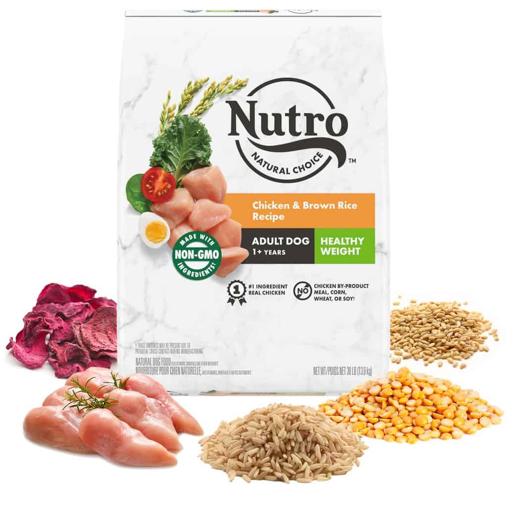 Nutro Healthy Weight formula