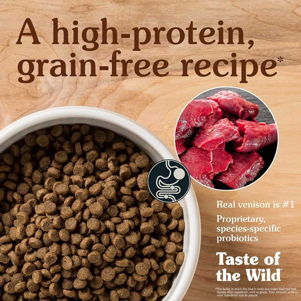Appalachian Valley Small Breed Canine Formula with Venison & Garbanzo Beans 2