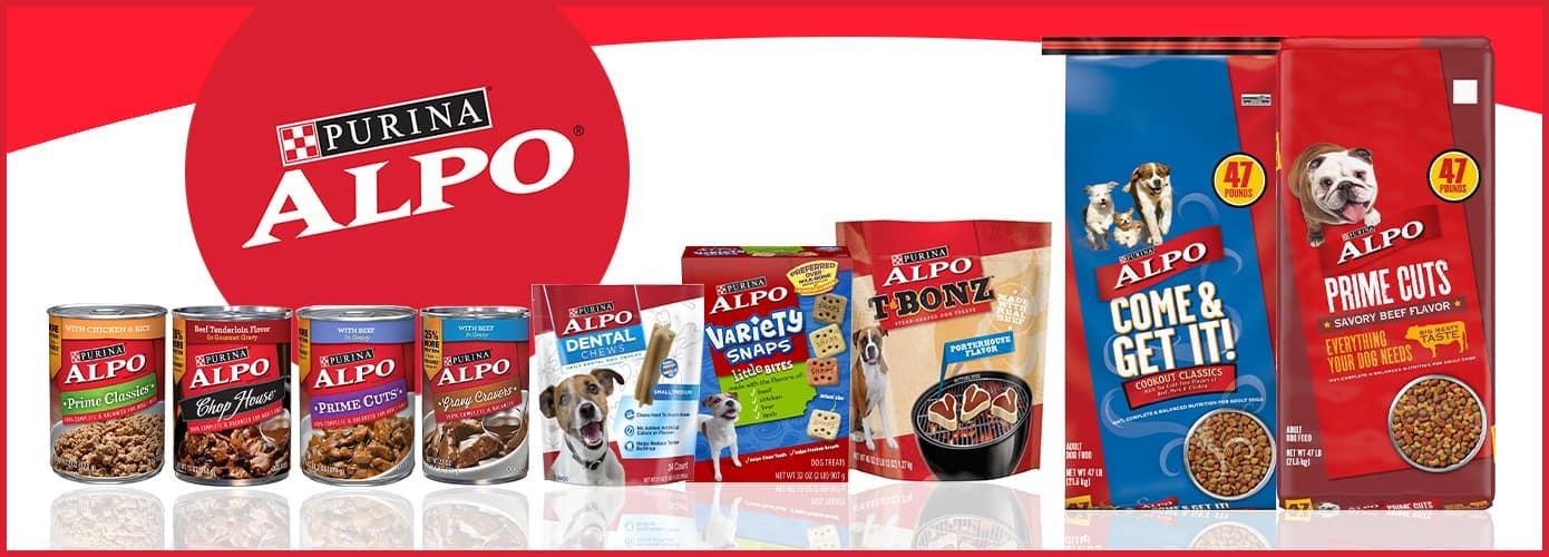 Alpo Dog Foods