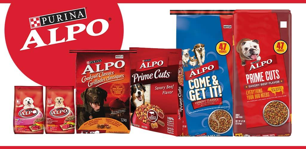 Alpo Dog Food Dry