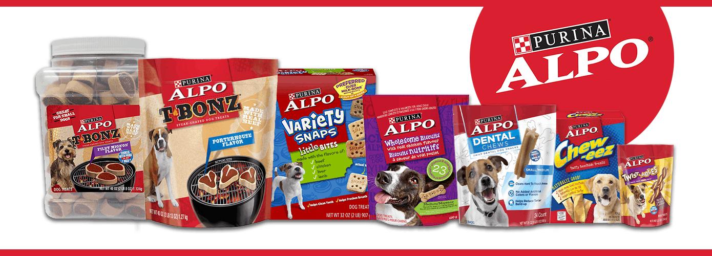 Alpo Dog Food Treats