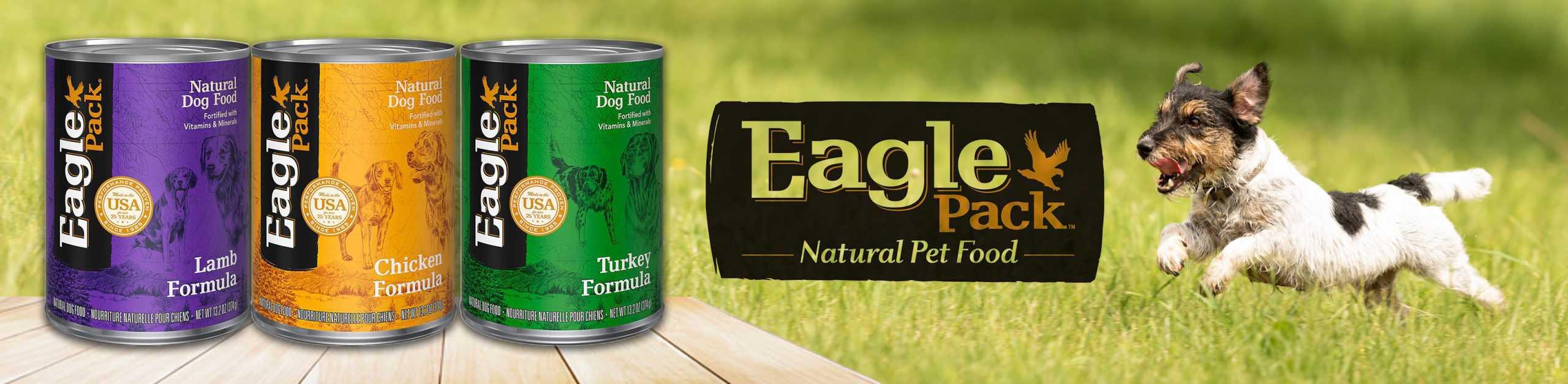 Eagle Pack Wet