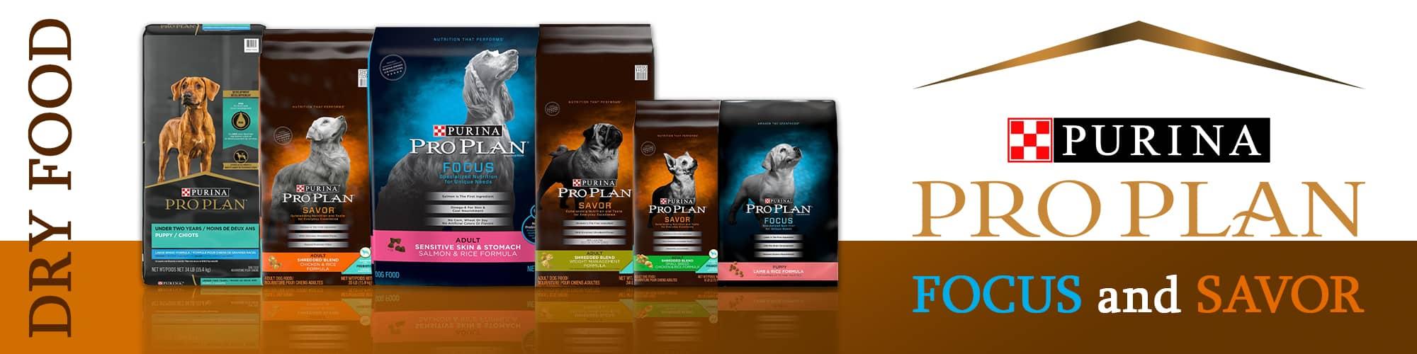 Purina Pro Plan Dog Food