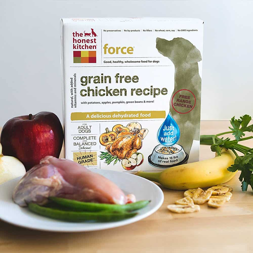 honest kitchen dog food reviews