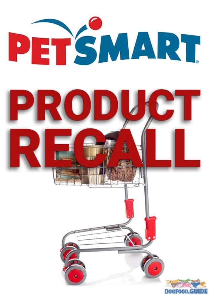 PetSmart Product Recall