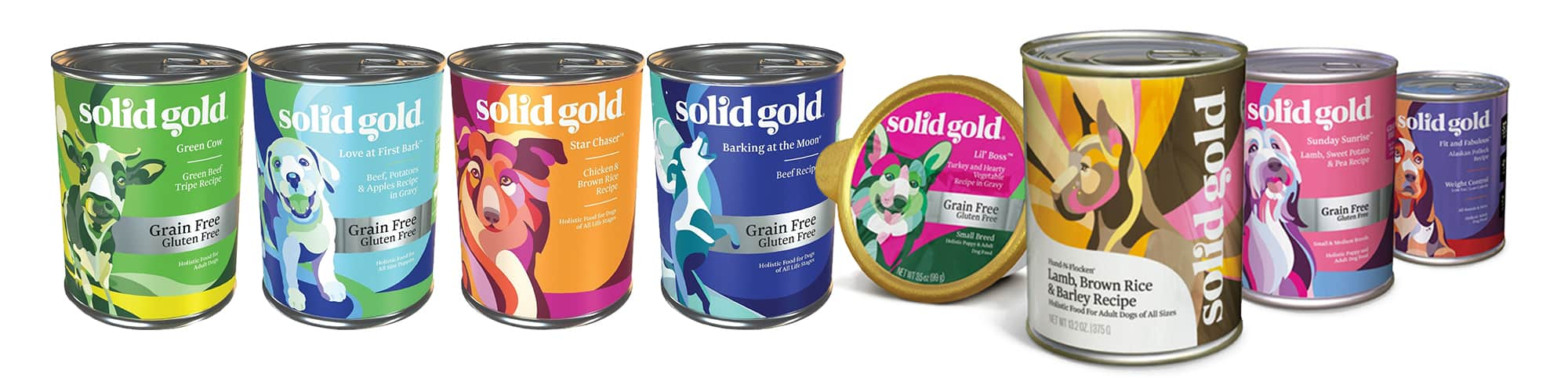 Solid Gold Wet Food