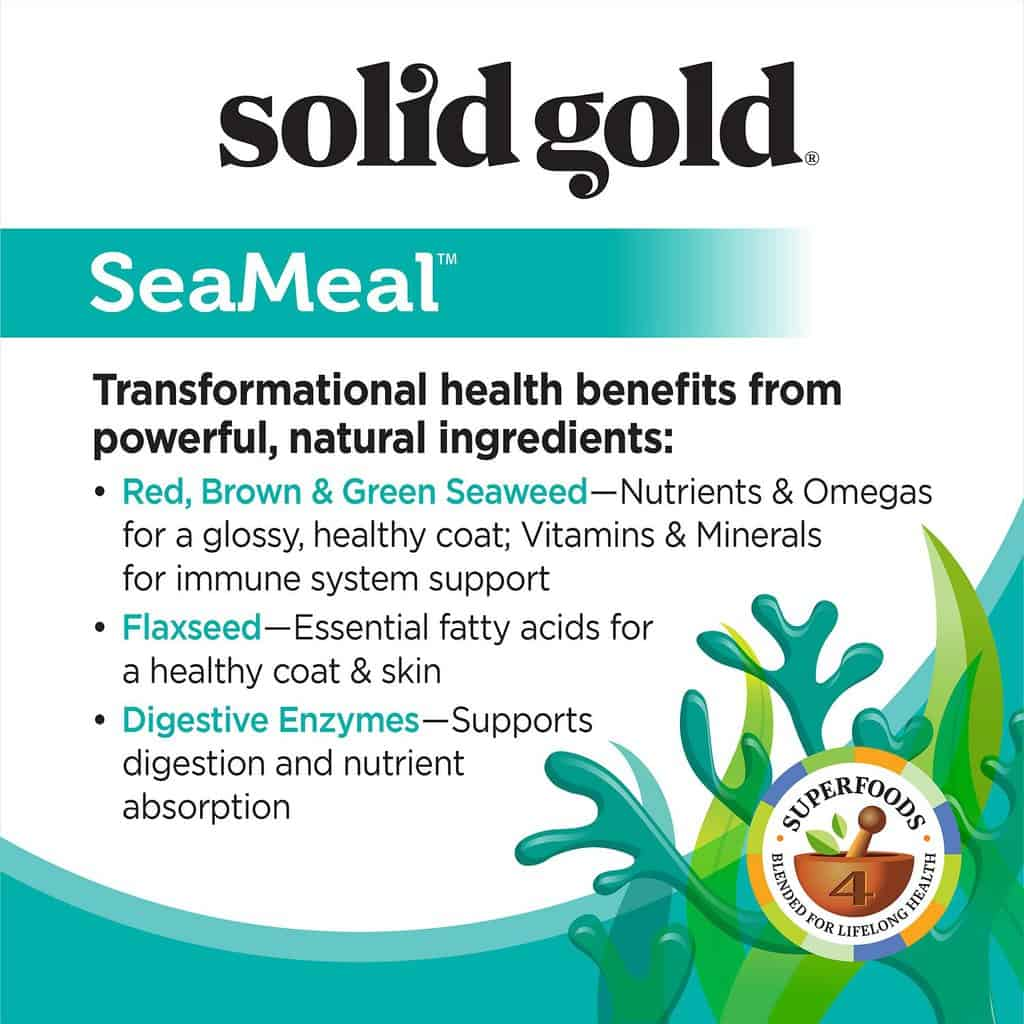 Solid Gold Dog Food : 2020 Review, Recalls & Coupons 30