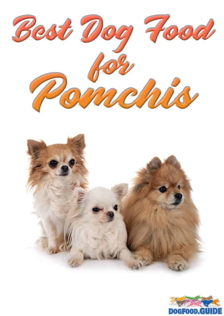 Best Dog Food for Pomchis 2020
