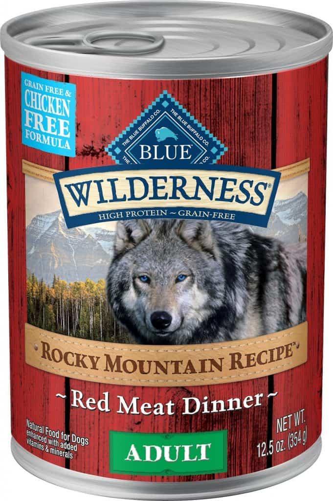 Wilderness Red Meat Dinner