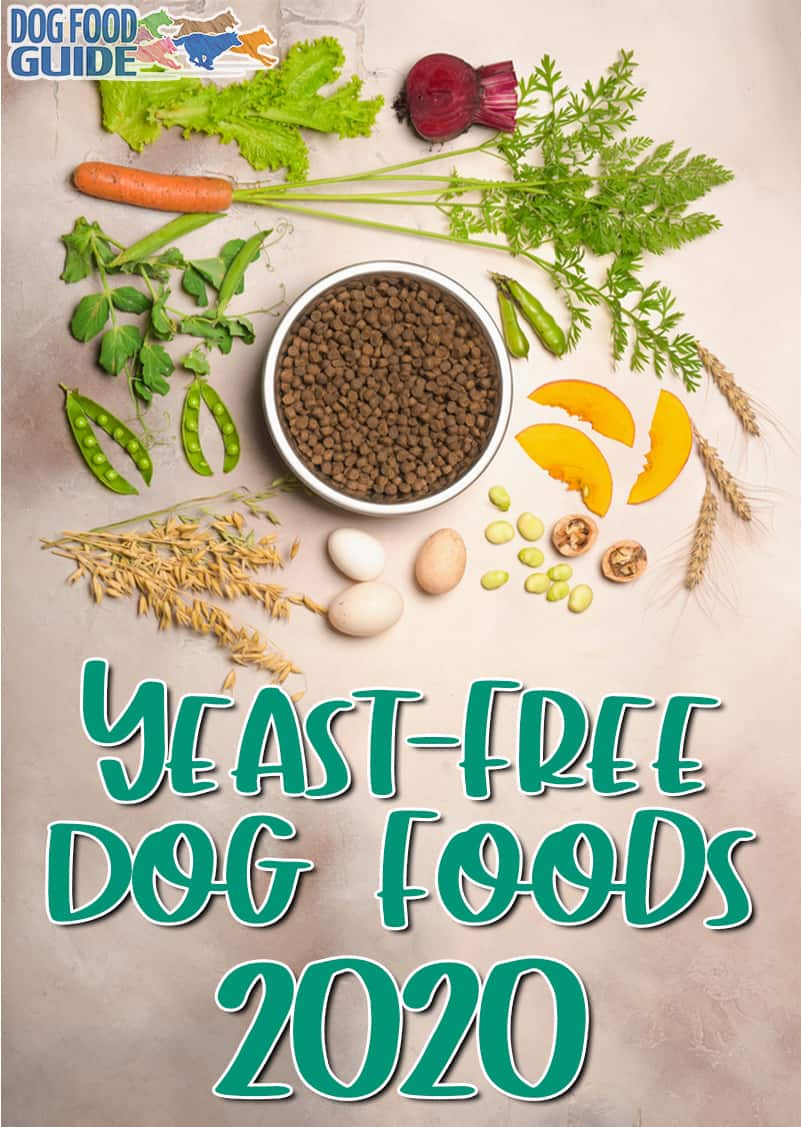 5 Best Yeast Free Dog Food Brands Our Top Picks