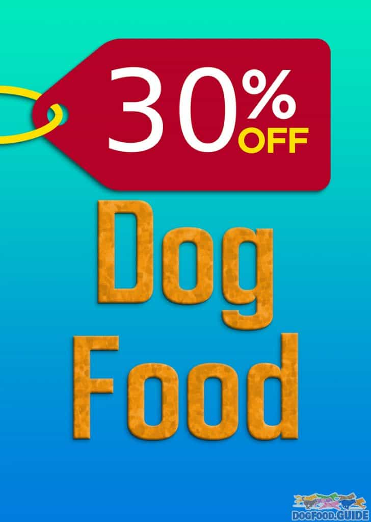 30 Off Dog Food