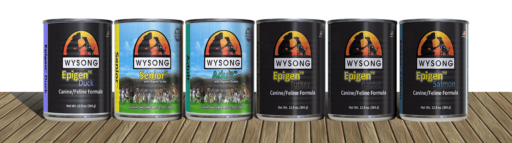 Wysong Dog Canned