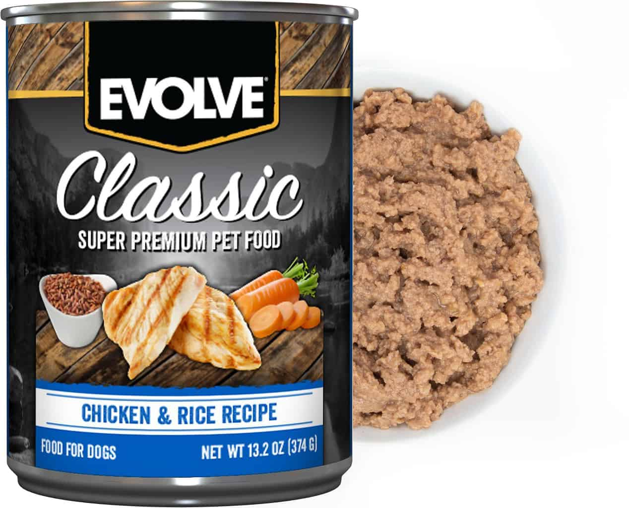 evolve dog food review