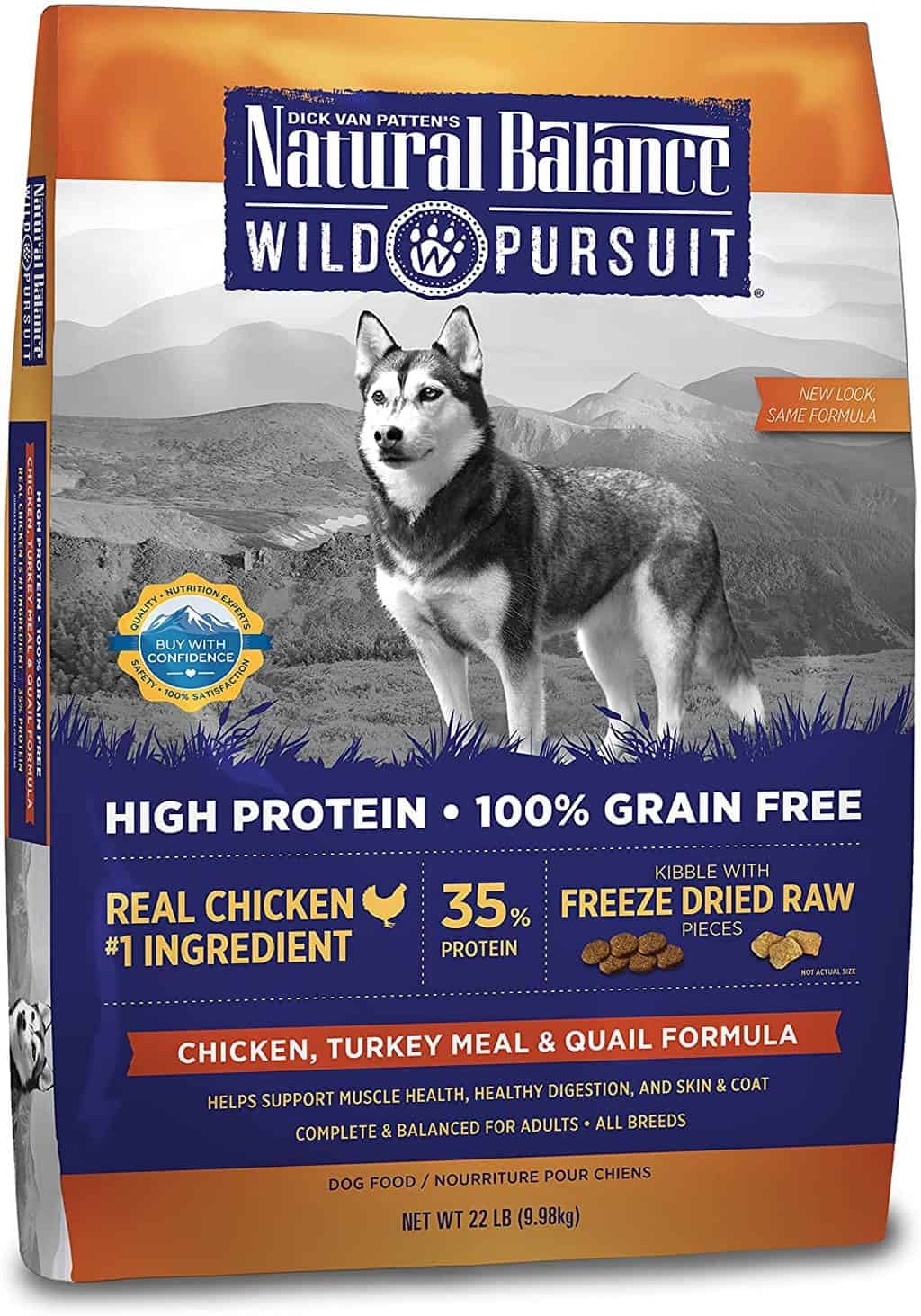 Natural Balance Dog Food Review 2020: Best High Quality Pet Food? 3