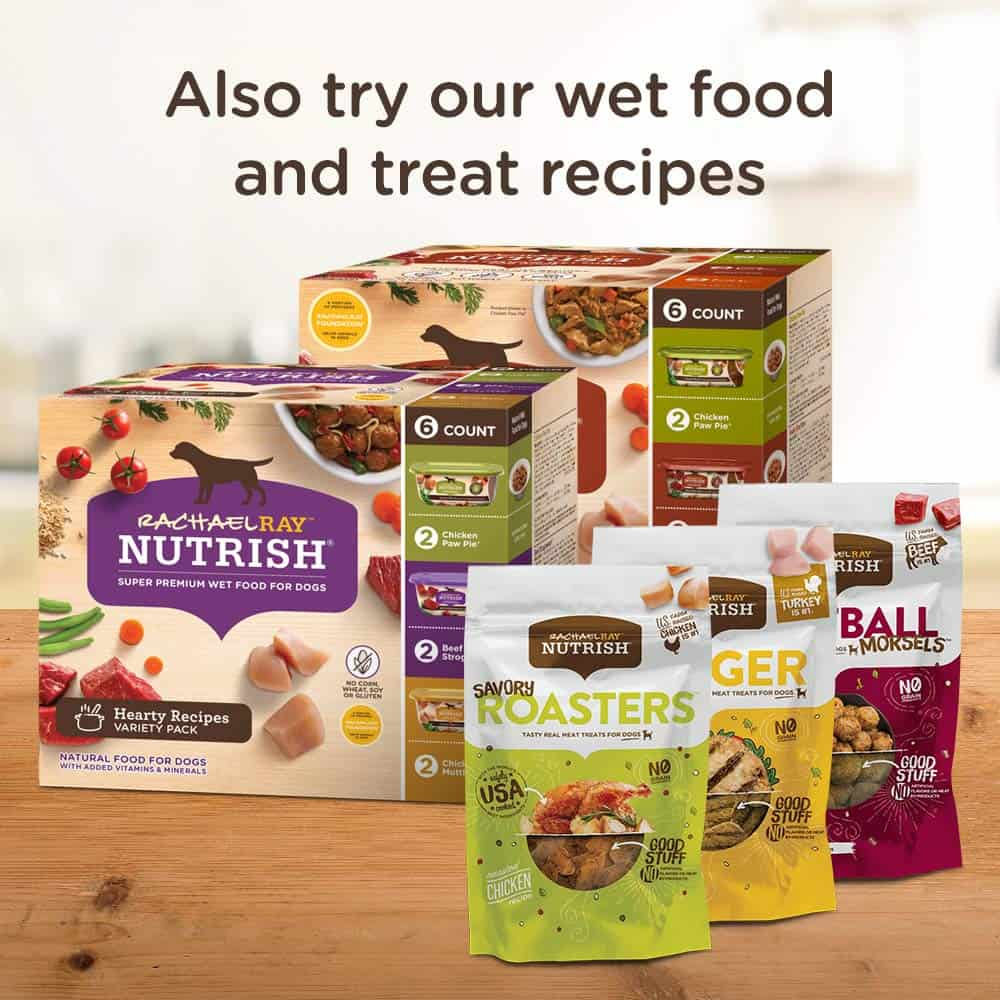 Rachael Ray Dog Food: 2021 Review, Recalls & Coupons 21