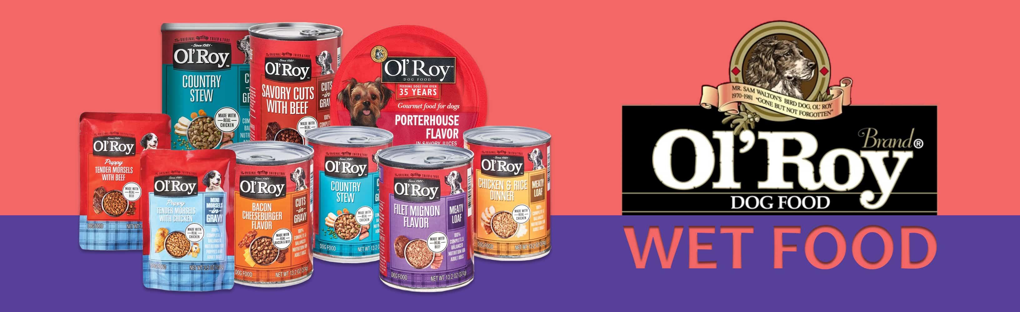Ol' Roy Dry Food