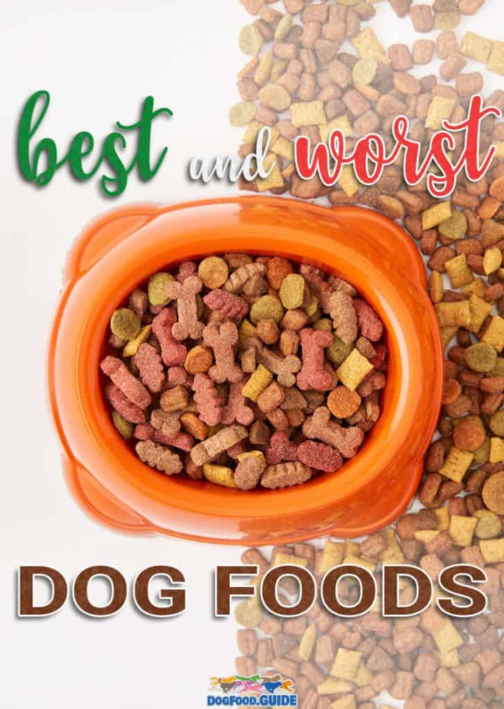 Best and Worst Dog Foods