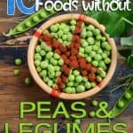 10 Best (Healthiest) Dog Foods without Peas & Legumes in 2021
