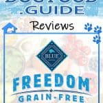 Blue Freedom Dog Food: 2020 Reviews, Recalls & Coupons