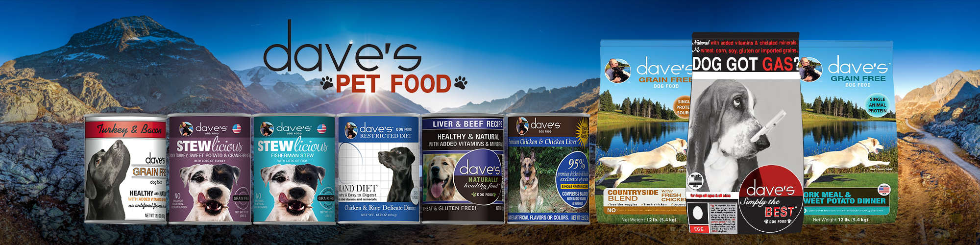 Daves Pet Food