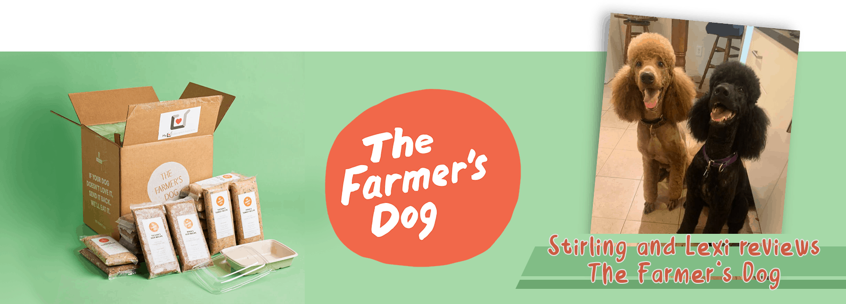 The Farmer's Dog Food Review