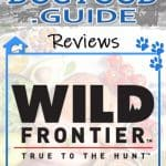Wild Frontier Dog Food: 2020 Reviews, Recalls & Coupons