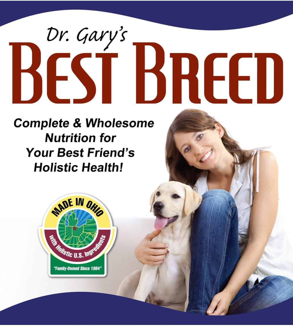 Dr. Gary's Best Breed Dog Food Review 2021: Best Holistic Pet Food? 1