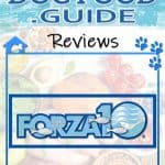 Forza10 Dog Food Review 2020: Best Natural Alternative to Medicine?