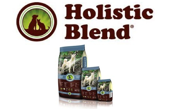 holiistic blend dog food review