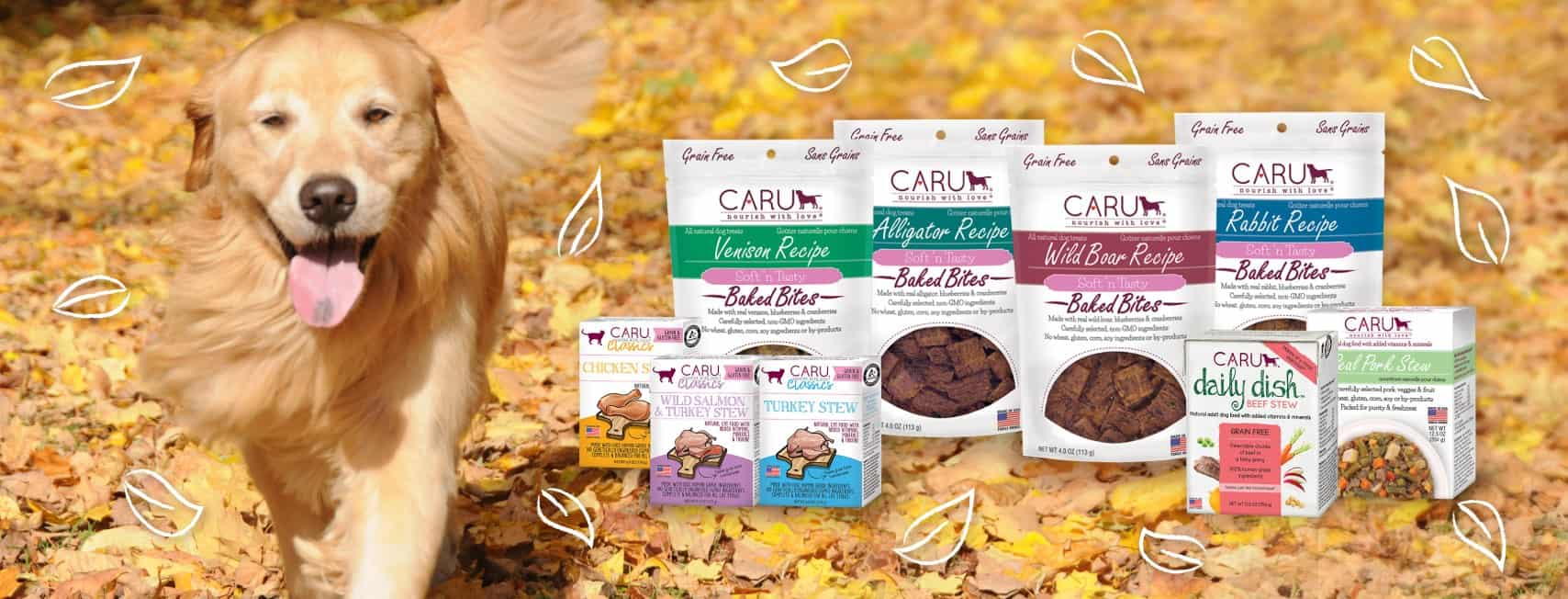 caru dog food review