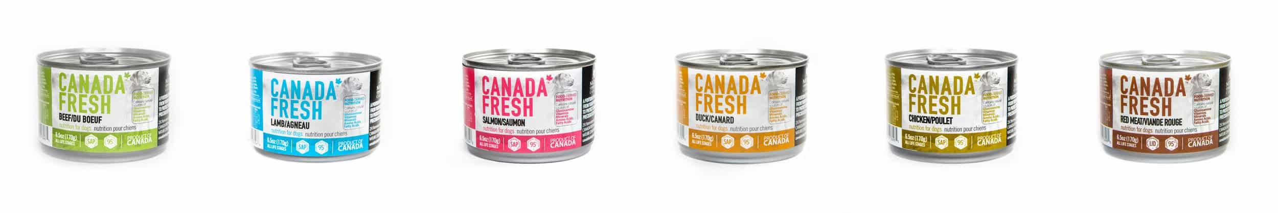 Canada Fresh Dog Food: 2021 Reviews, Recalls & Coupons 3