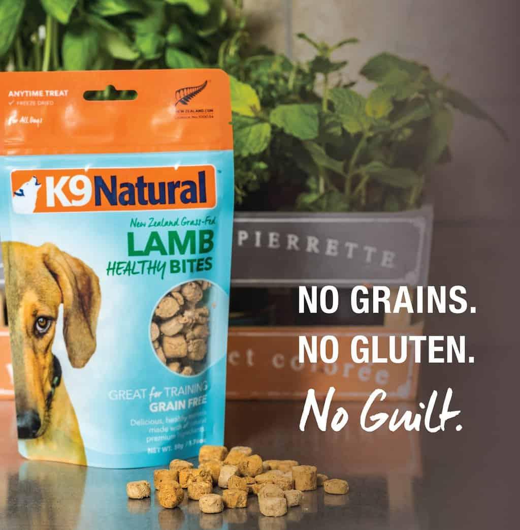 k9 natural dog treats