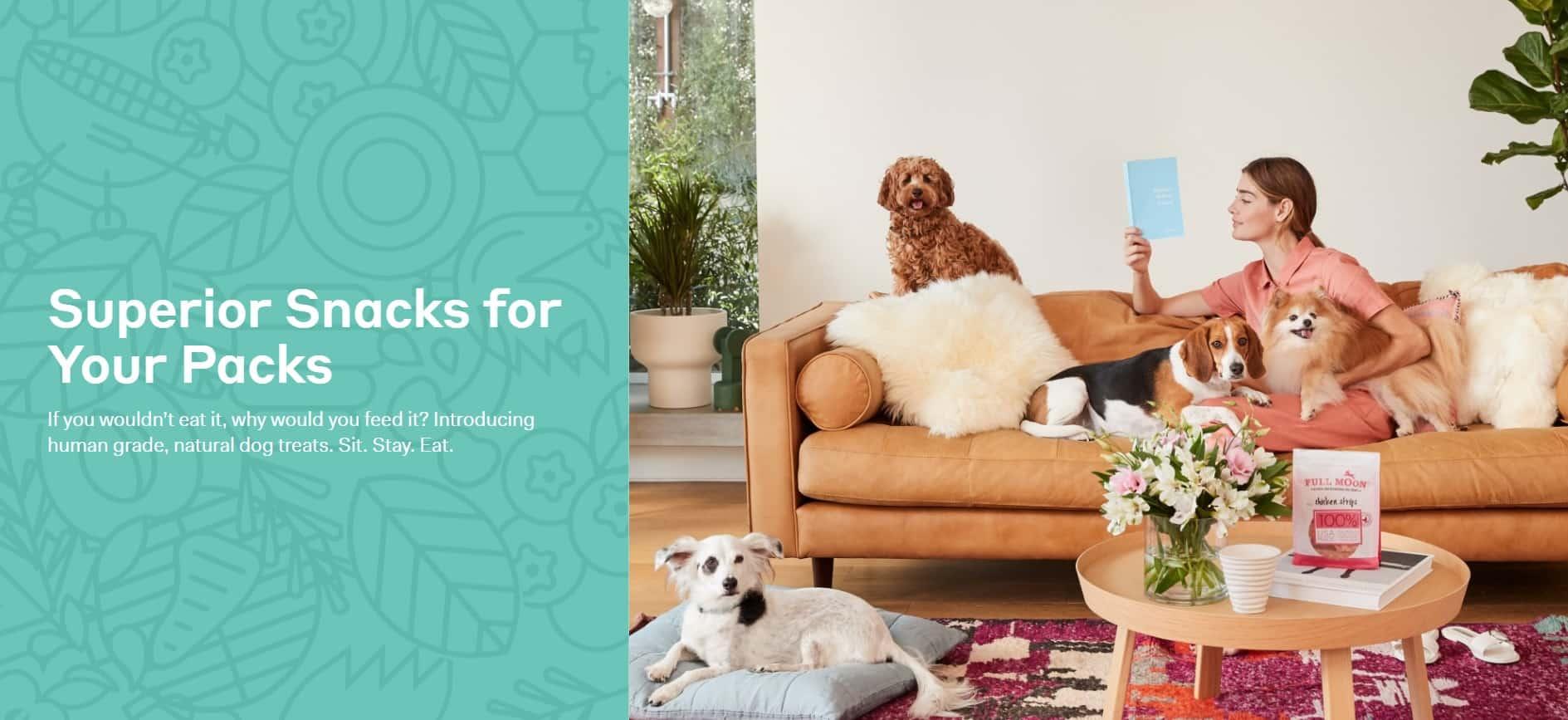 Full Moon Dog Treats Review 2020: Best Human-Grade Treats? 11