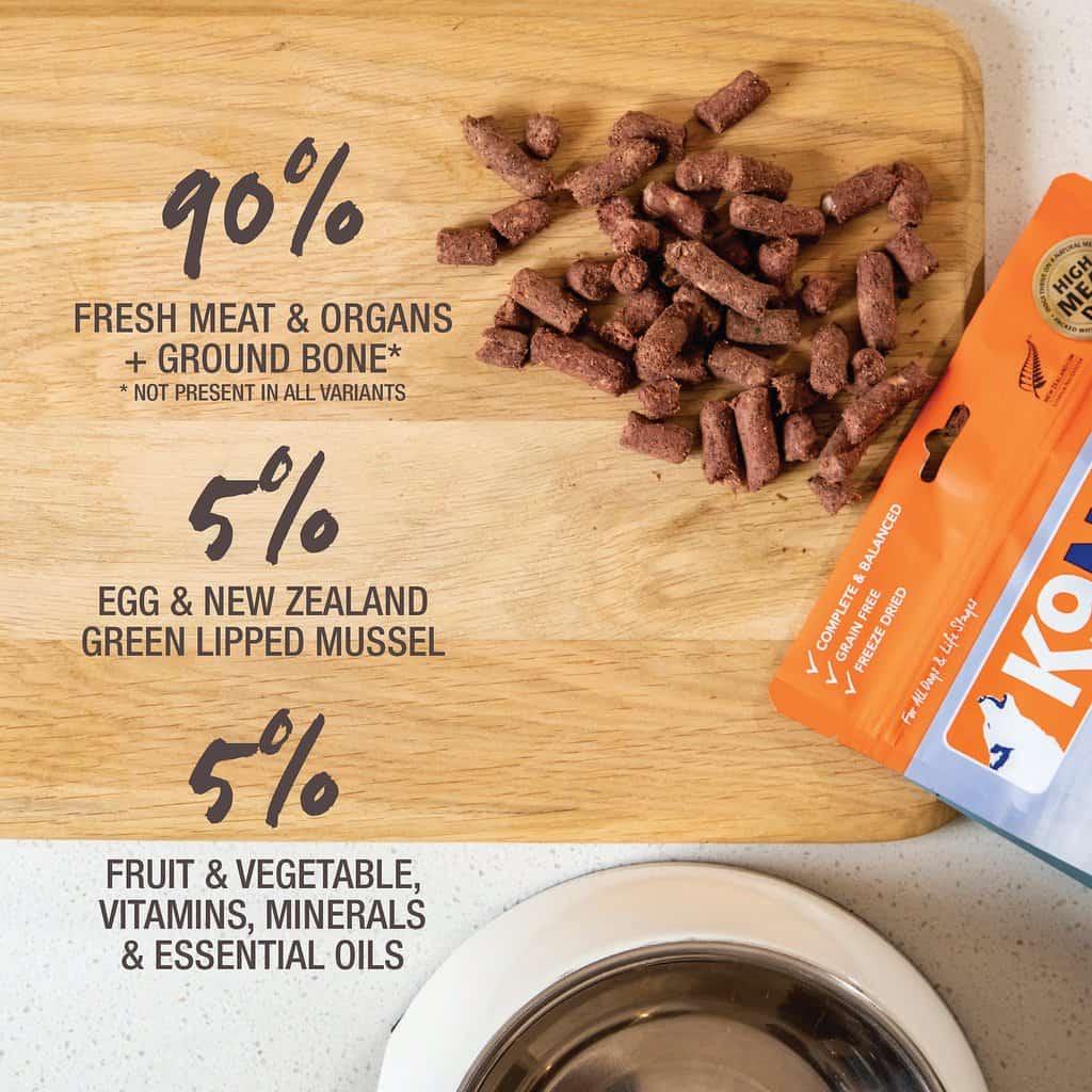 k9 natural dog food