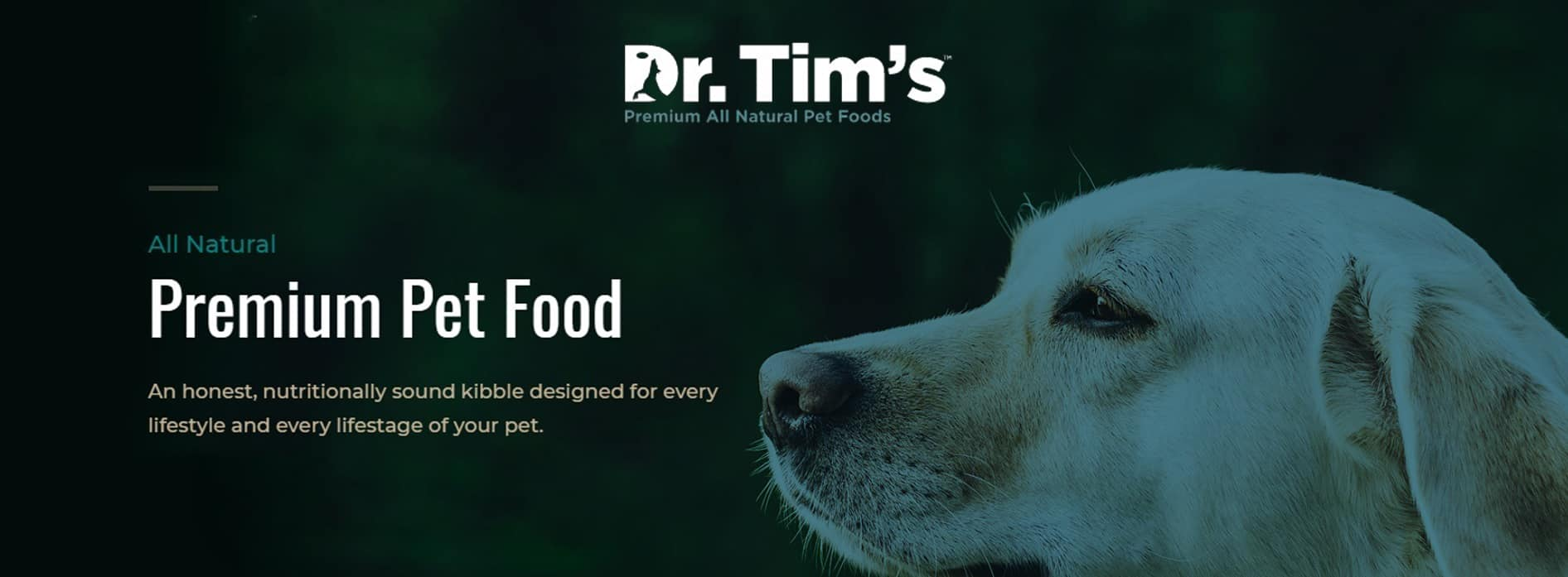 dr. tim's dog food review