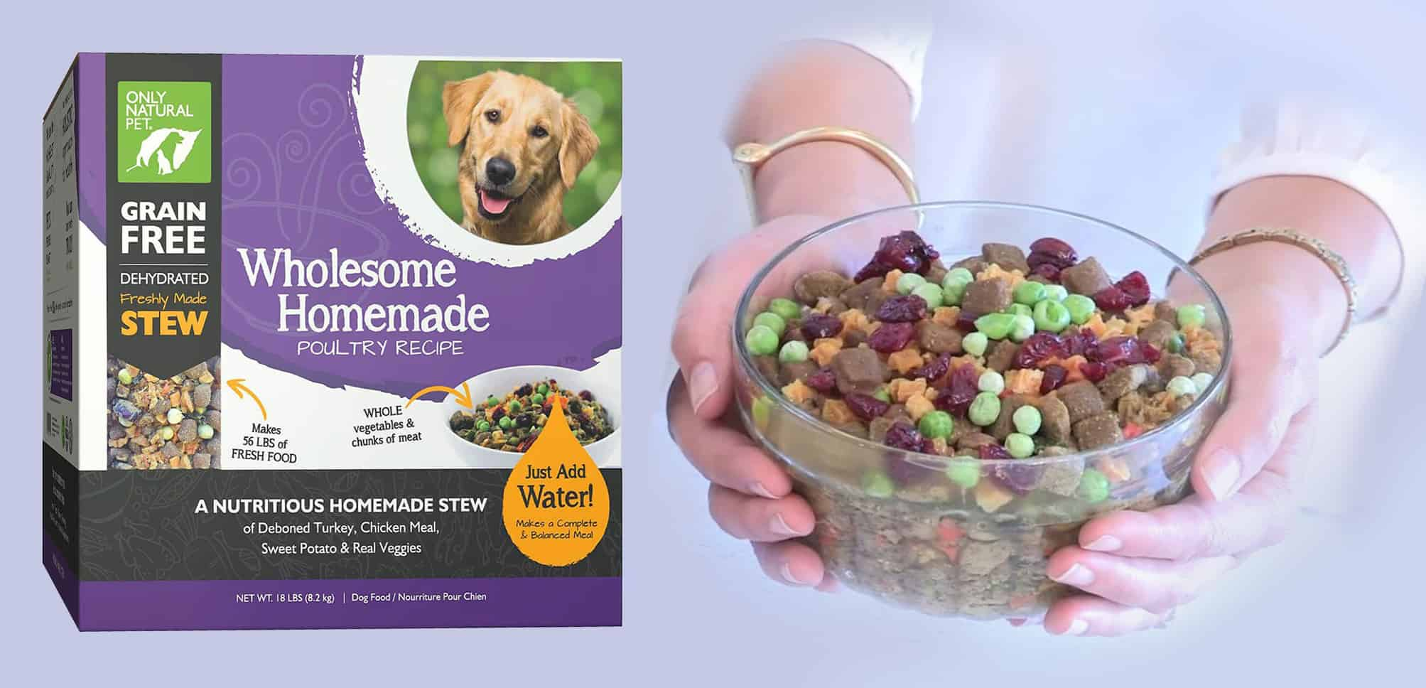 only natural pet dog food review