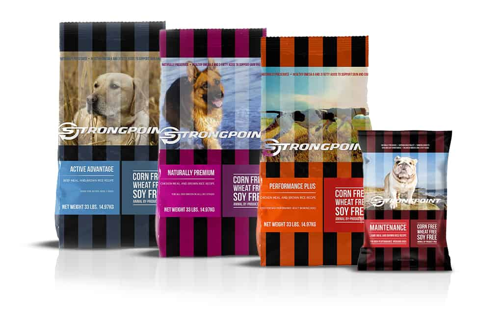 Strongpoint dog food review