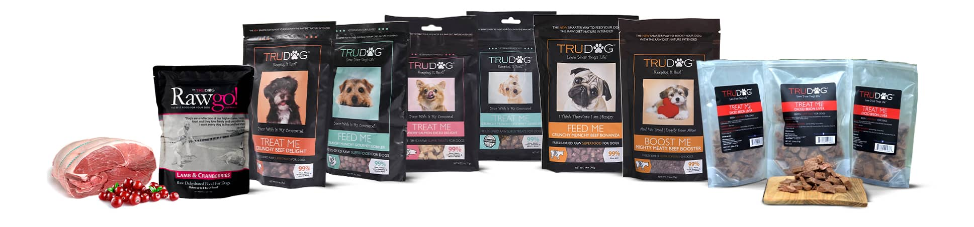 Tru Dog Products