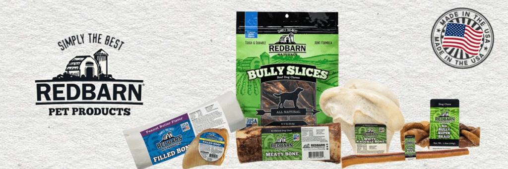 redbarn dog food review